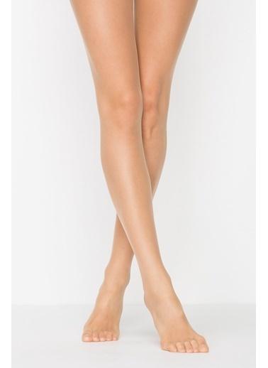Penti Buğday Premier 6 Külotlu Çorap Ten